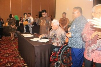 Acara Soft Launching Implementasi SP2D Online