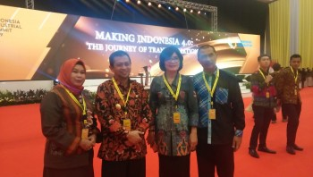 Wagub Hadiri Indonesia Industrial Summit 2019