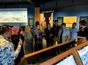 Mengintip Canberra di National Capital Exhibition