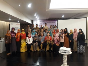 PDHI Kaltim Gelar Continuing Education